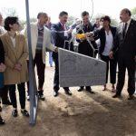 Colocan primer piedra de la Preparatoria Regional de Lagos de Moreno