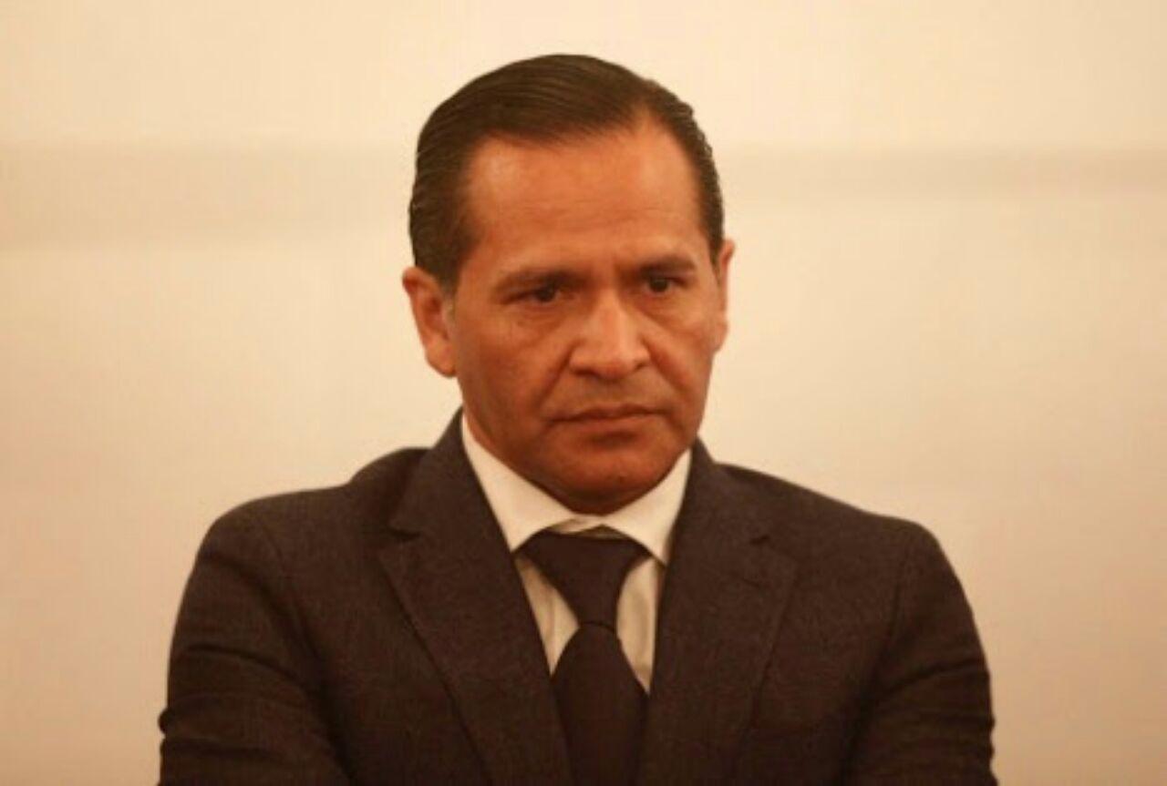 Me hakearon o pasaron la contraseña de mi twitter: Eduardo Almaguer