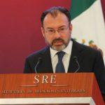 Modificación al TLCAN debe contribuir a la elevación de salarios: L. Videgaray