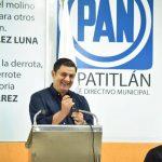 Chema Martínez visita a militancia panista de Tepatitlán
