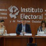 IEPC desecha solicitudes de revocación de mandato vs Enrique Alfaro y Sergio Chávez