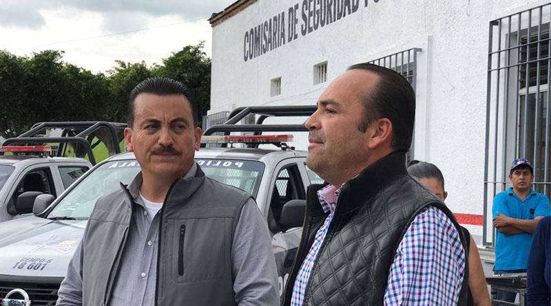 Llegan más patrullas a la Jalisco