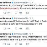 Aristóteles Sandoval dejará en manos de Sociedad Civil nombramientos Anticorrupción