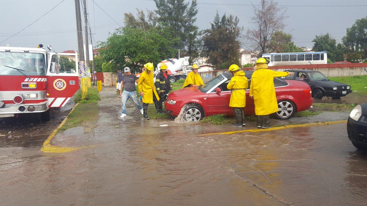 Regresan las inundaciones a Tonalá