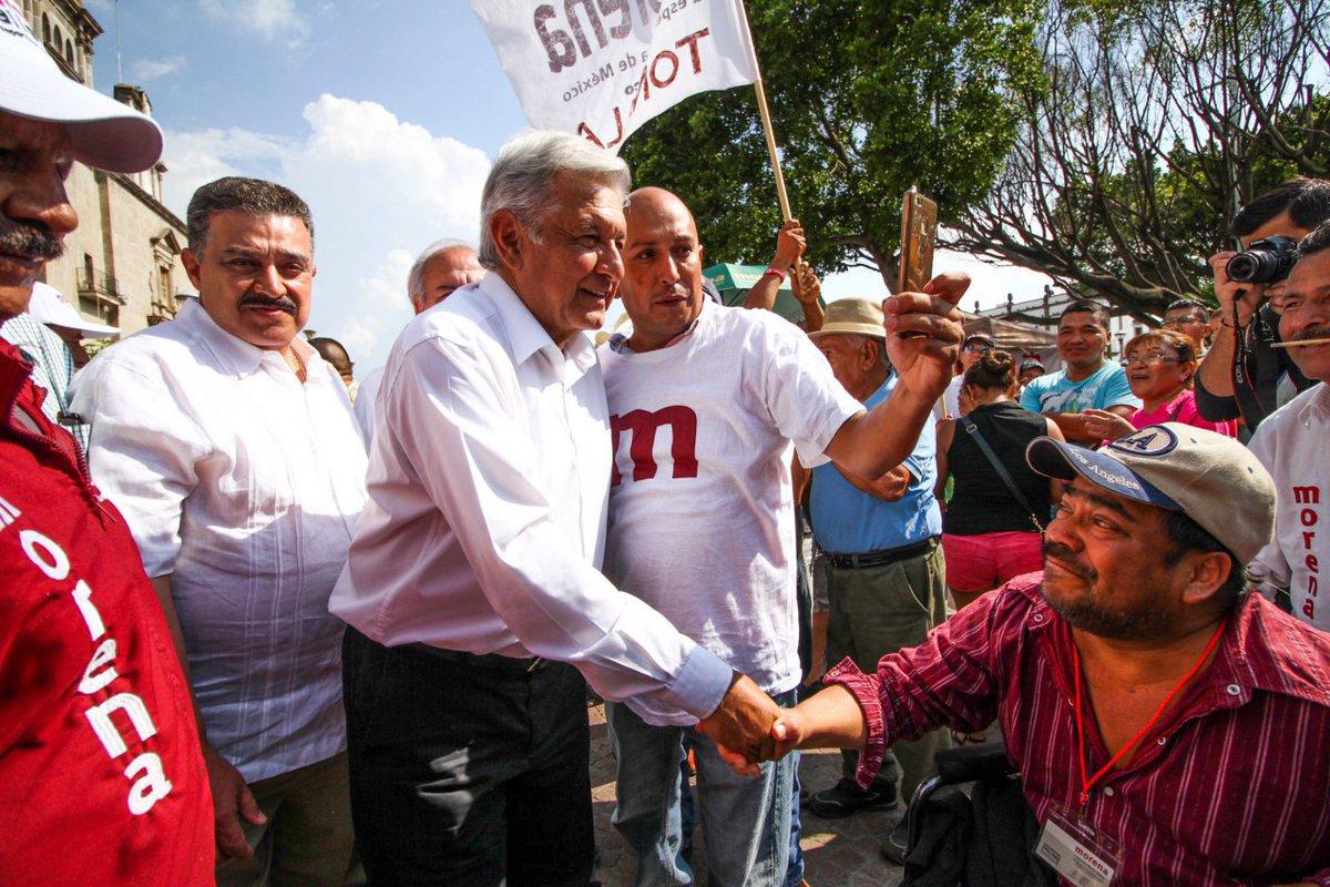Demagógica propuesta de MC para Temacapulín: AMLO