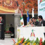 Sergio Chávez le dice «NO» a la ratificación de mandato