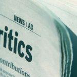 Media criticism: Revisión crítica de los medios