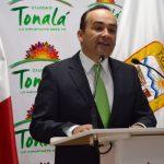 Confirma Sergio Chávez que sí aumentó la plantilla laboral en Tonalá