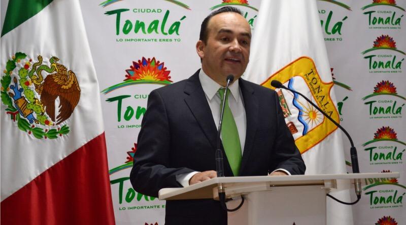 Sergio Chávez acepta incremento de inseguridad en Tonalá