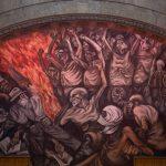 Restauran obra de Orozco y Paraninfo vuelve abrir sus puertas
