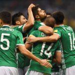 Selección Mexicana le gana al Salvador con tres goles