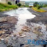 """Hartos del """"Paseo de los Cráteres"""" en Tonalá"""