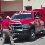 Protestan bomberos de Tonalá por falta de equipo; dialogan con ellos