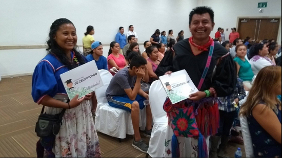 Puerto Vallarta con alto rezago educativo