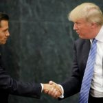 Usted no puede decir que E.U. va a pagar el muro: Donald Trump a EPN