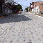 Sergio Chávez entrega obras en calles de Puente Grande y Tololotlán
