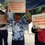 Se manifiestan artesanos de Tonalá; denuncian irregularidades en apoyos