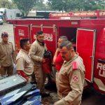 Bomberos de Tonalá, ayudan en labores de rescate CDMx y Morelos