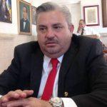 Amonestan dos veces a Javier Degollado; podría llegar el arresto administrativo