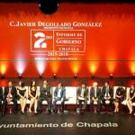 Por opaco, Javier Degollado es amonestado tres veces por el ITEI
