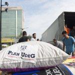 Suma UdeG 162 toneladas de víveres para damnificados por los sismos