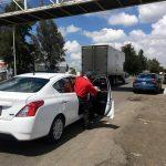 $10 pesos transporte particular en carretera Chapala; servicio no está regulado
