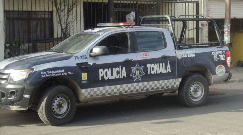 Policías de Tonalá se manifestaron; obtuvieron 6% de aumento salarial