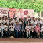 Programa Mano con Mano dará trabajo a los habitantes de Poncitlán: Tomás Figueroa