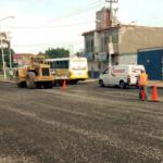 SIOP realiza mantenimiento en ingreso a Jocotepec