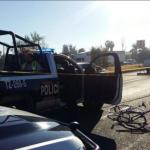 Muere ciclista atropellado en carretera a Chapala
