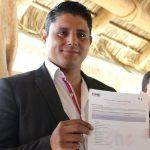 Moy Anaya quiere cambiar la historia de Chapala; se registra como precandidato por MC