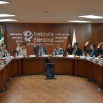 IEPC establece fechas para debates y aprueba reglamento
