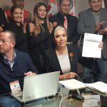 Quiere repetir María Elena Limón en Tlaquepaque