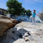 Vecinos de Las Pintas en Tlaquepaque, aprenden a vivir con la contaminación