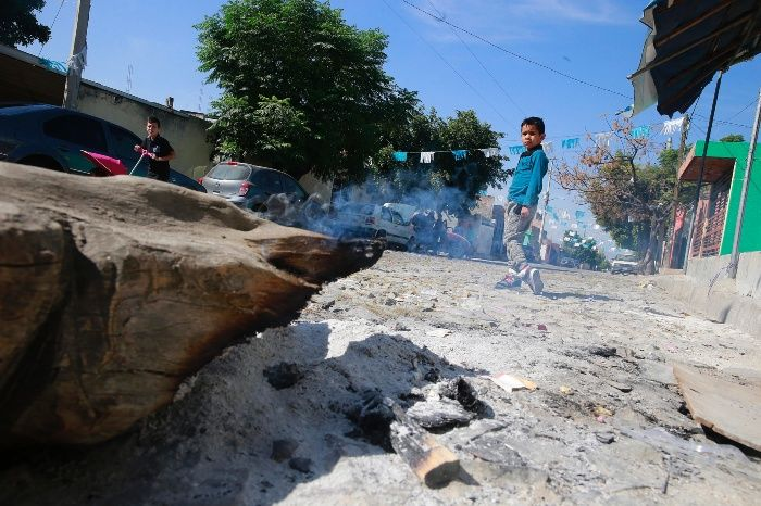 Colonias de Tlajomulco, Tlaquepaque y Tonalá afectadas por mala calidad del aire
