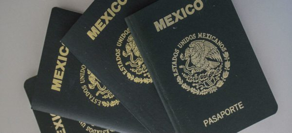 Aumenta el precio del Pasaporte Mexicano