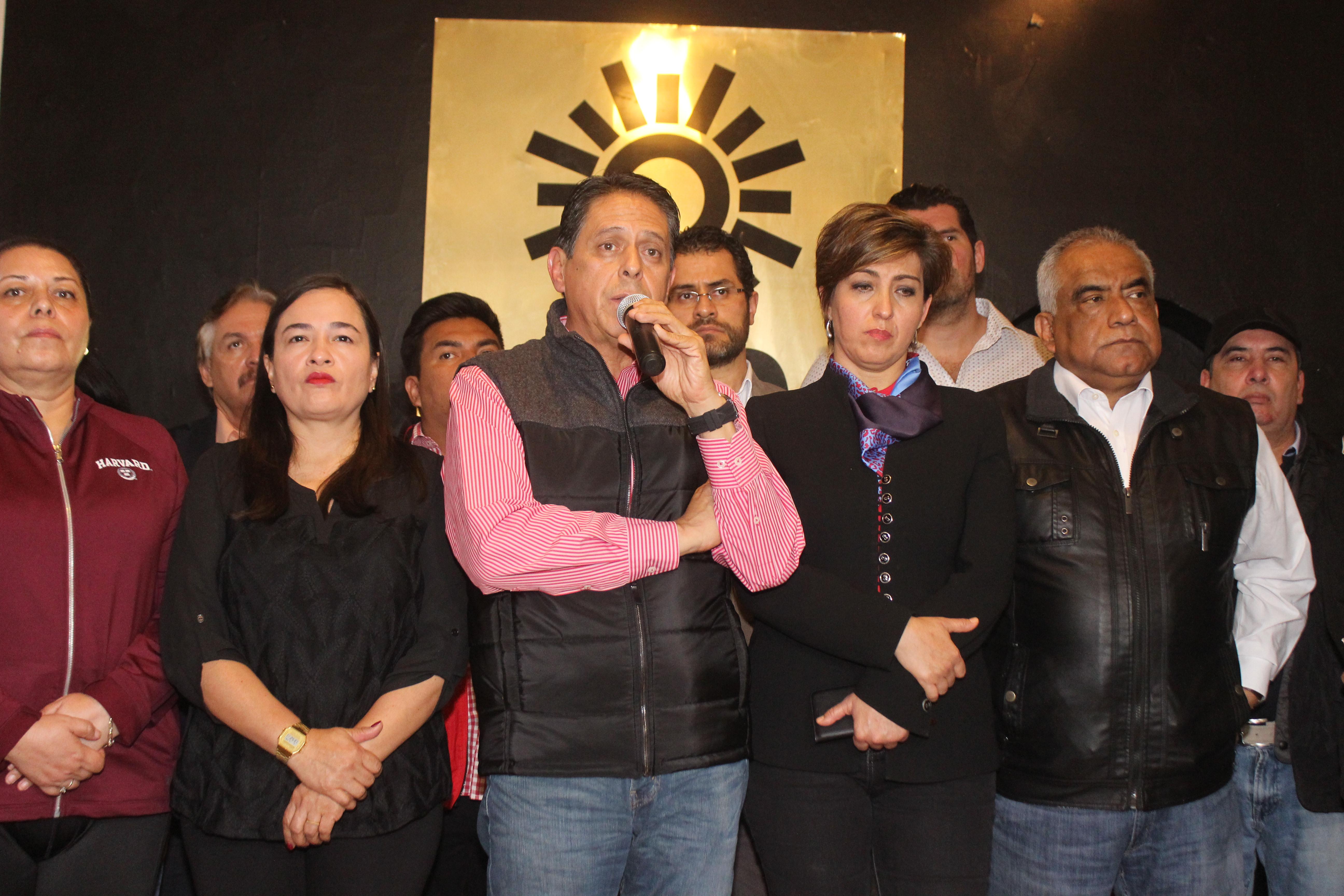 PRD Jalisco exige justicia por asesinato de Saúl Galindo
