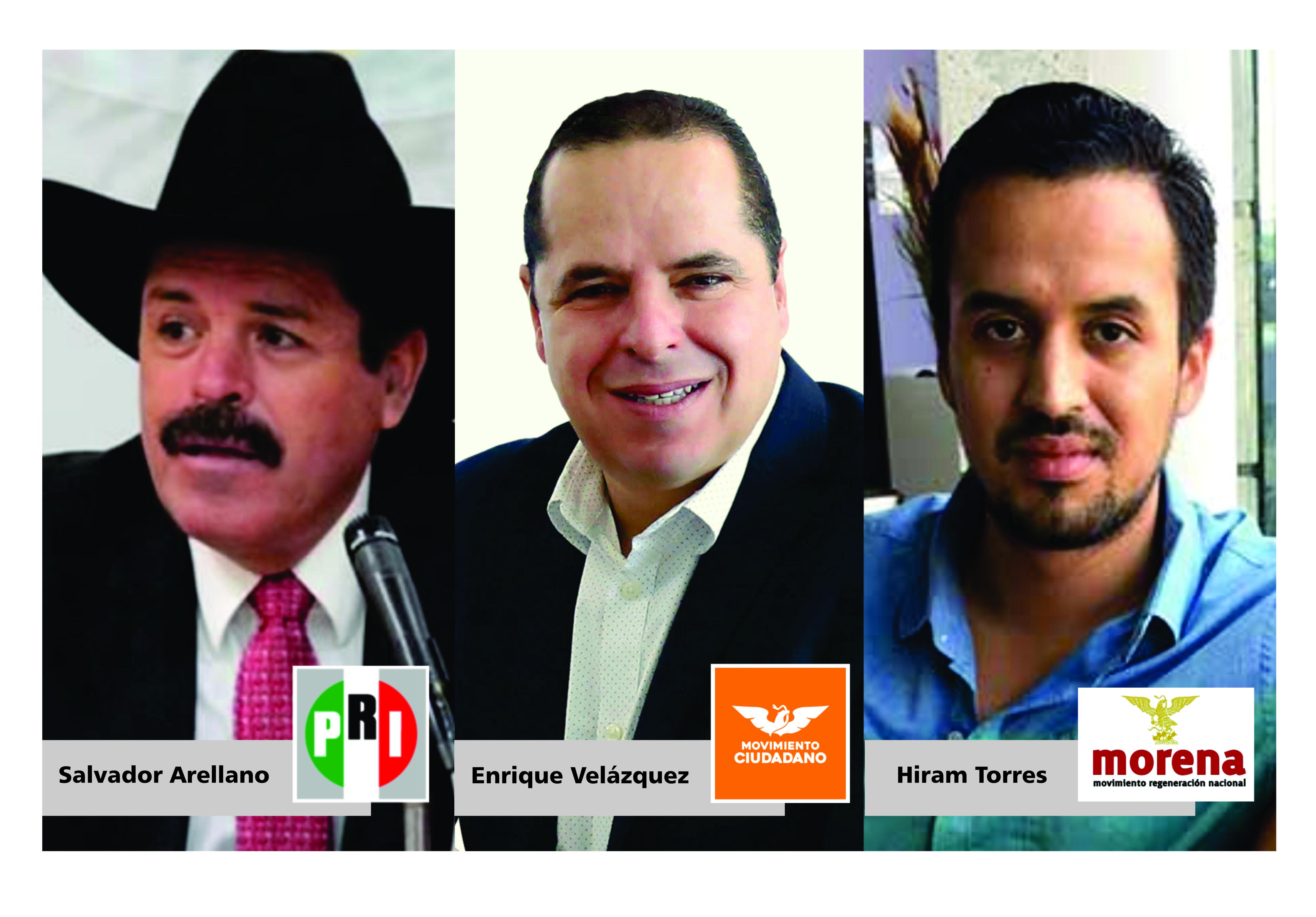 Arranca en Zapopan la carrera por la Diputación Local del Distrito IV