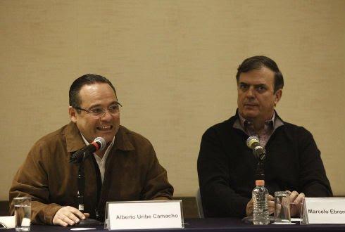 Alberto Uribe se une a MORENA, buscará fortalecer a AMLO
