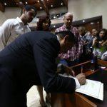 Denuncia vs Cruces Mada pone a prueba al Sistema Anticorrupción: Augusto Valencia