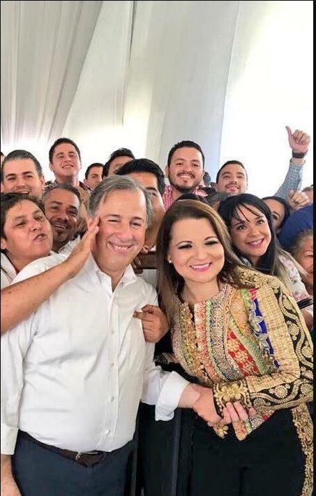 Claudia Delgadillo renuncia al PRI; se une a MORENA