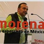 Crece rumor de que Sergio Chávez «coquetea» con MORENA
