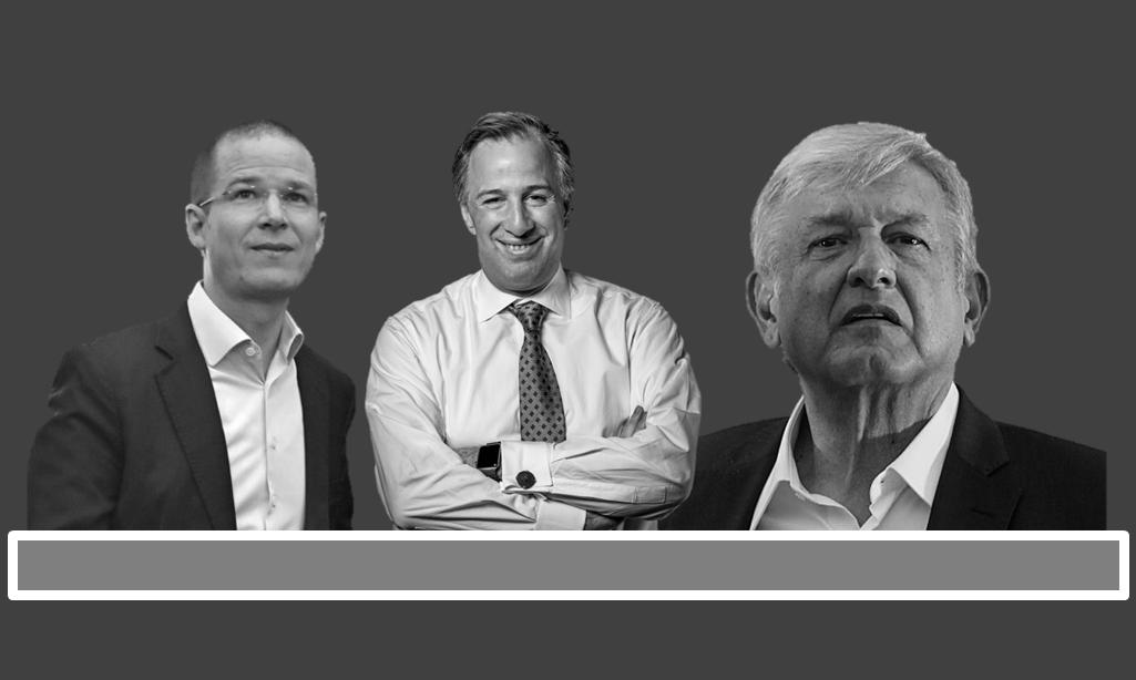 Los une la corrupción… rumbo a la presidencia de México
