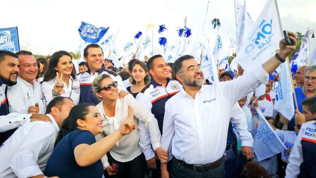 Roban oficinas de campaña del PAN Jalisco