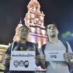Jóvenes de Michoacán se solidarizan por asesinato de estudiantes de cine