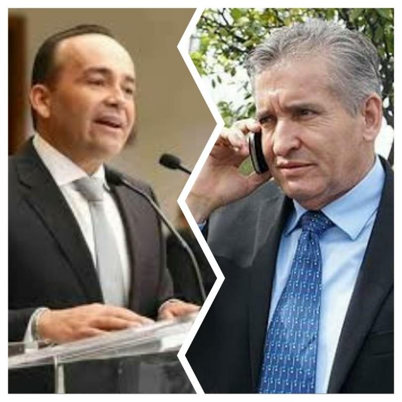 La herencia de Jorge Arana a la administración de Sergio Chávez