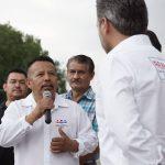 Oswaldo Bañales suma al partido conservador Encuentro Social