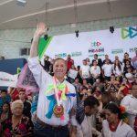 Meade se compromete a garantizar seguridad a los michoacanos