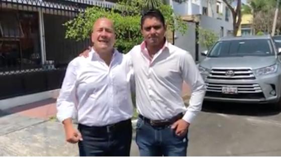 Enrique Alfaro y MC reprueban agresión y respaldan a Moy Anaya