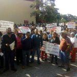 Ayuntamiento califica del ilegal manifestación de trabajadores en Tonalá